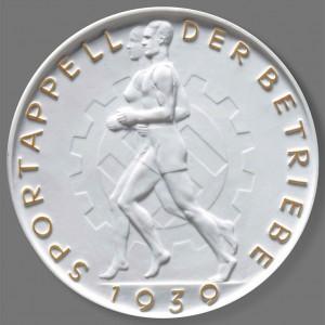 Sportappell der Betriebe 1939